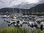 Bootshafen von Tromsö