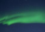aurora in Big Dipper