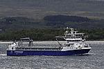 salmonfood transport ship Rubin
