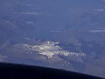 small glacier in northern Norway