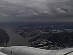 windpower in Hamburg harbour