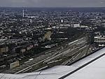 Hamburg from the air