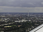 grünes Hamburg aus der Luft