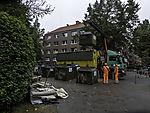 refuse collection in Hamburg