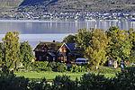 wohnen am Meer in Tromsö