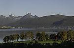 autumn morning in Tromso