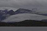 Wolken über Haaköya und Kvalöya